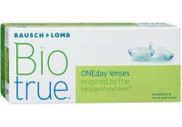 Однодневные контактные линзы Biotrue One day
