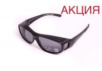 Солнцезащитные очки детские Bluepoint 9175 - 00 + чехол для очков БЛЮПОИНТ