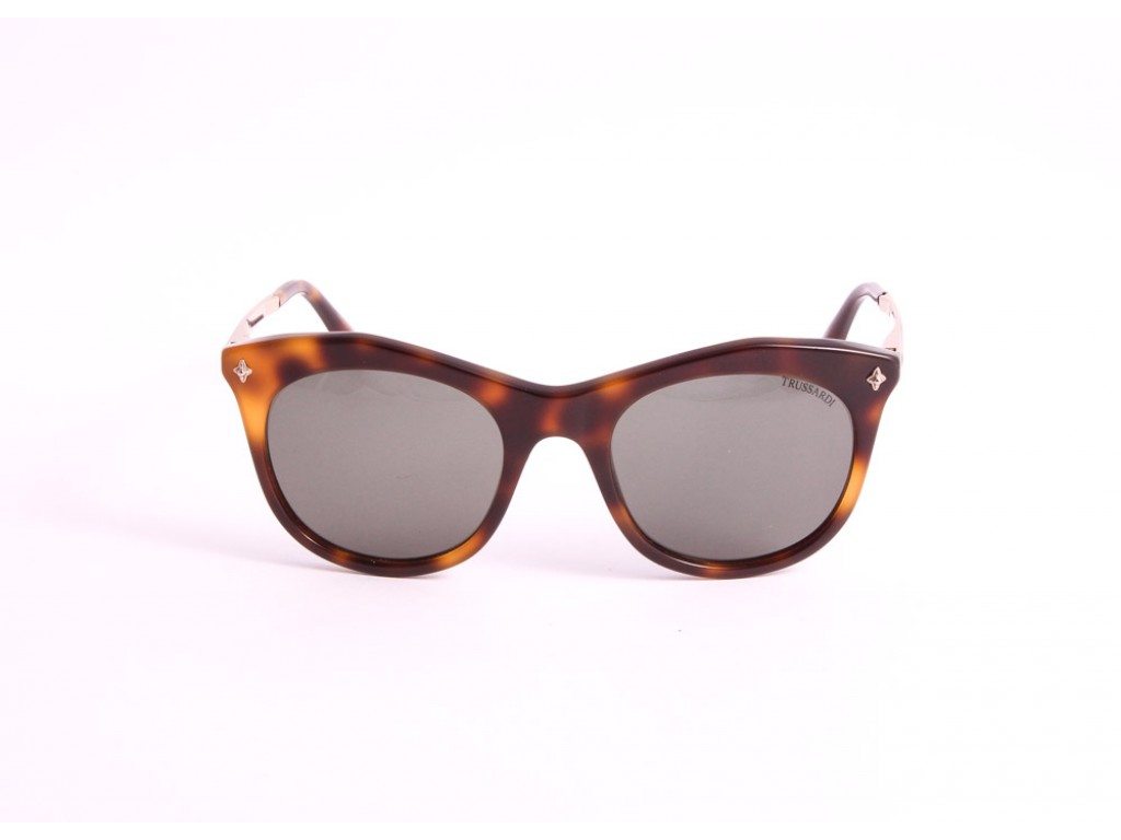 Женские солнцезащитные очки TRUSSARDI TD 15712 DB трусарди