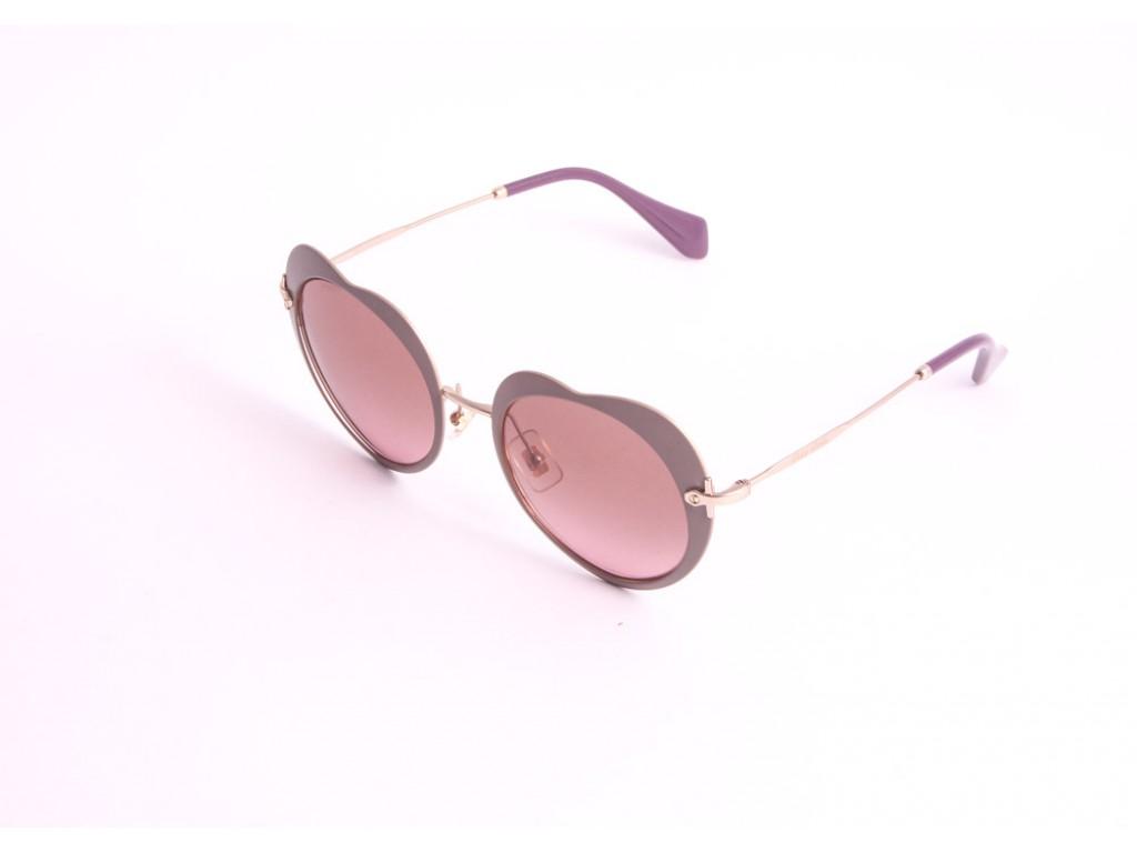 Женские солнцезащитные очки MIU MIU SMU 54R U6H-5P 1 МИУ МИУ