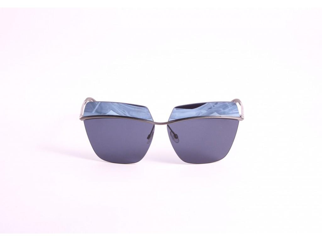 Женские солнцезащитные очки DIOR METALLIE KJ1D3 ДИОР