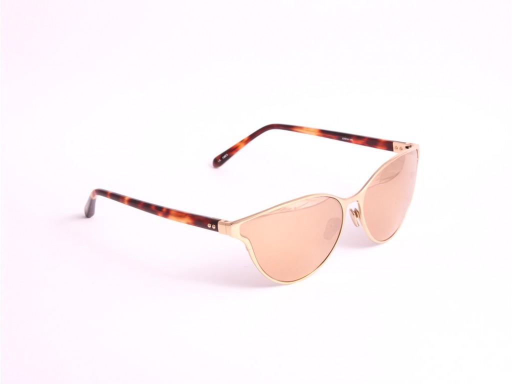 Женские солнцезащитные очки LINDA FARROW LFL/162/7 ЛИНДА ФЭРРОУ
