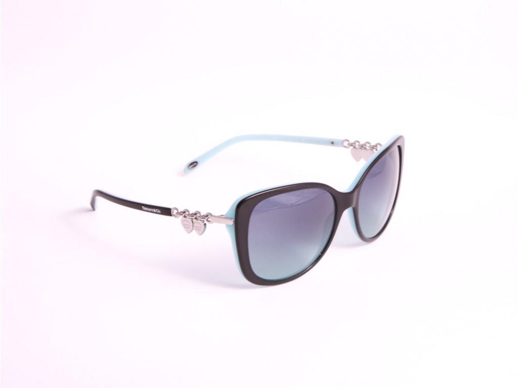Женские солнцезащитные очки TIFFANY&CO. 4129 8055/95 ТИФФАНИ И КОМПАНИЯ
