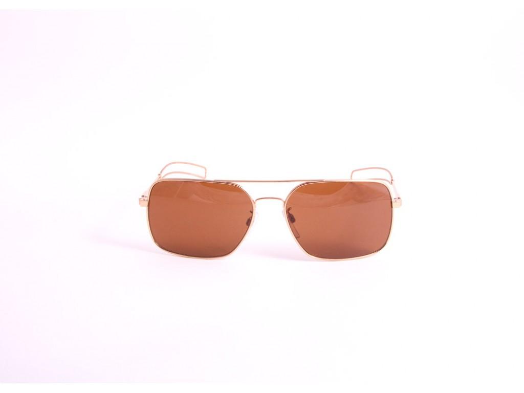 Мужские солнцезащитные очки TAVAT AM003S GLD Тават