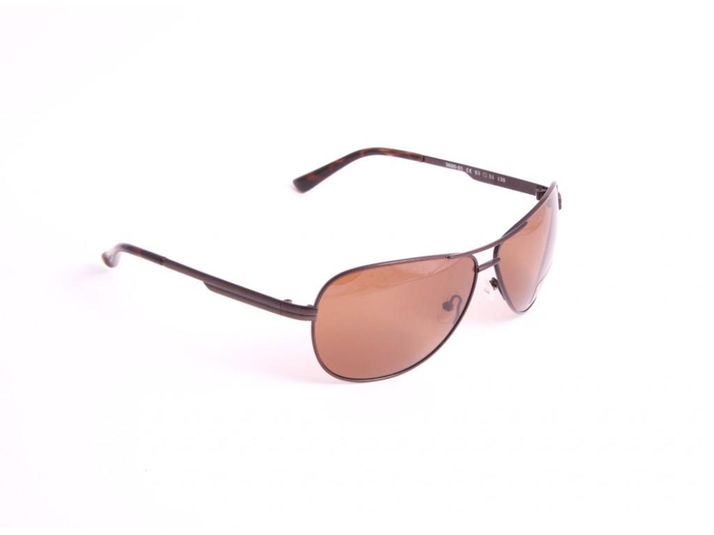 Мужские солнцезащитные очки BLUEPOINT 3600-01 БЛЮПОИНТ