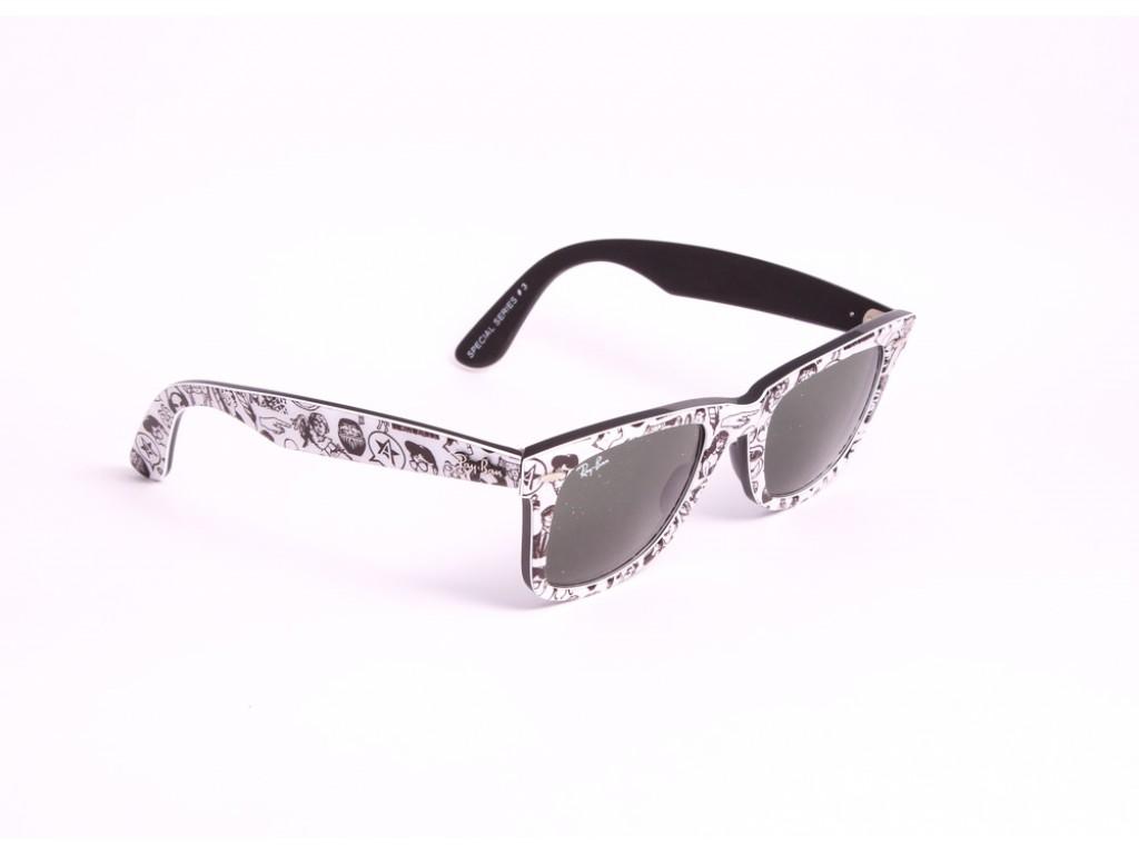 Женские солнцезащитные очки RAY BAN 2140 1047