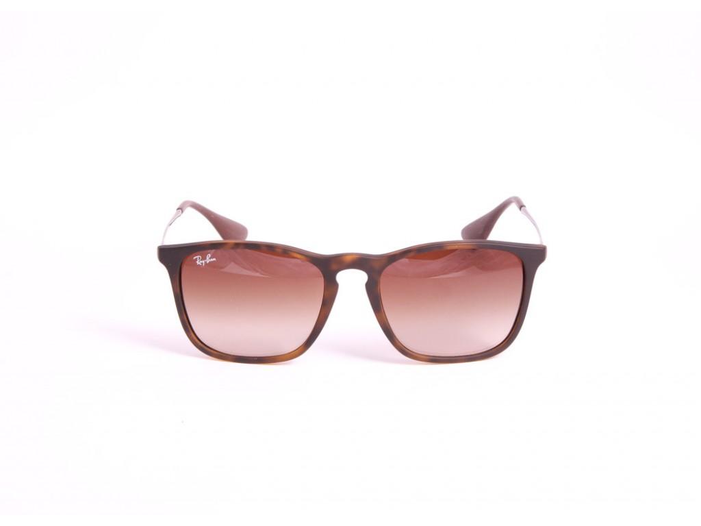 Мужские солнцезащитные очки RAY BAN 4187 CHRIS 856/13