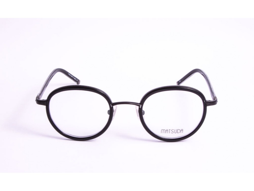 Мужские солнцезащитные очки MATSUDA 3006 SBK