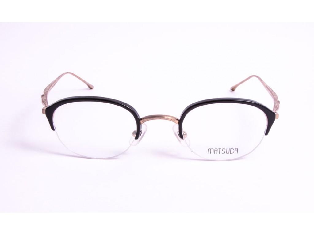 Мужские солнцезащитные очки MATSUDA 3034 SBK