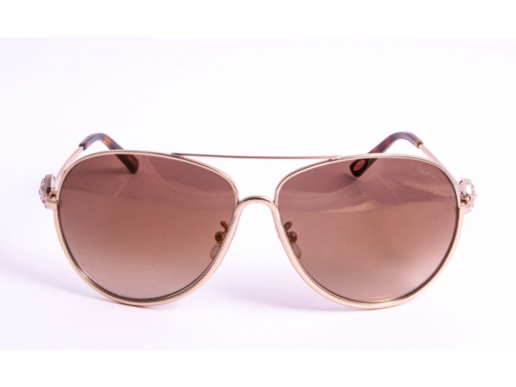 Женские солнцезащитные очки CHOPARD SCHB23S 300G Шопард
