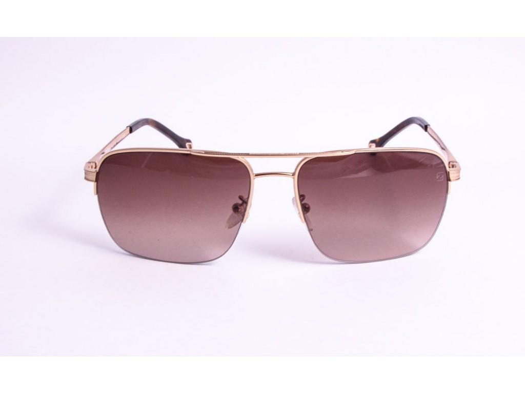 Мужские солнцезащитные очки ERMENEGILDO ZEGNA SZ 3347 COL. 0300 Эрменегилдо Зегна