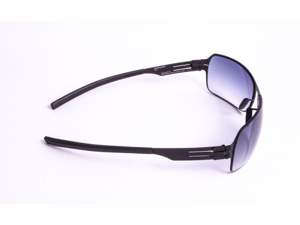 Мужские солнцезащитные очки IC-BERLIN JESSE black Айс-берлин
