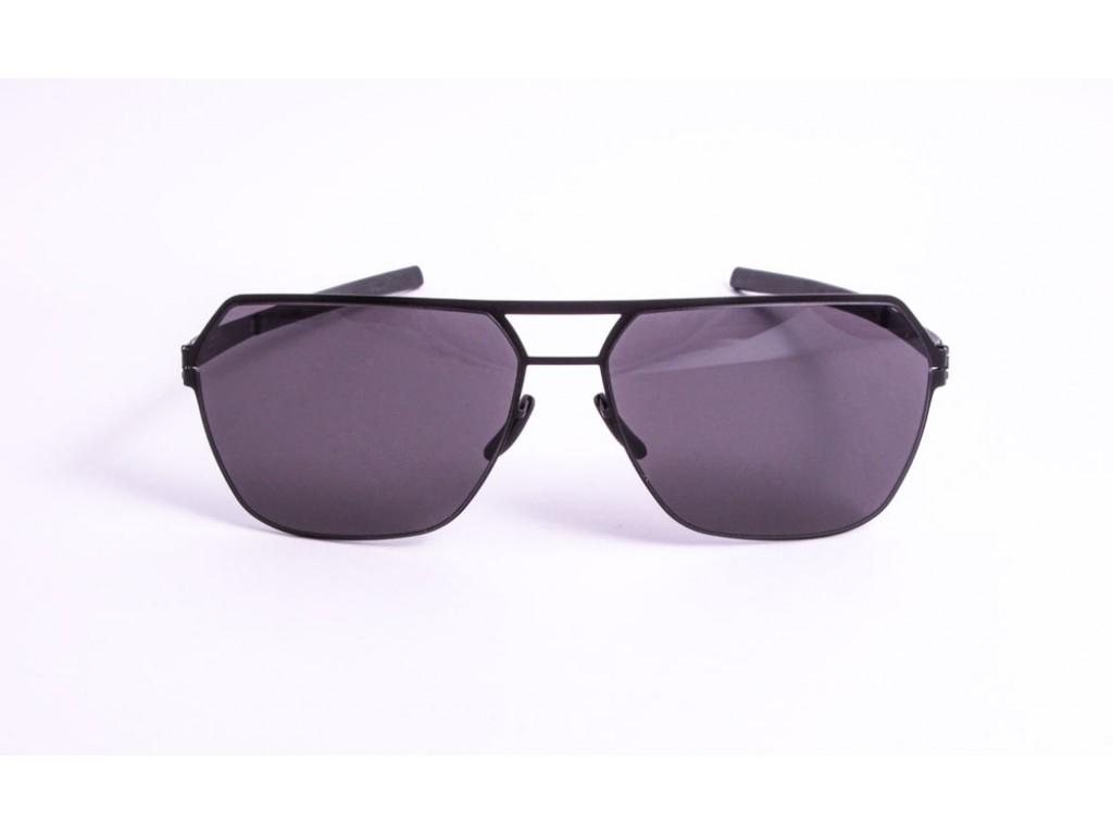Мужские солнцезащитные очки IC-BERLIN BORIS N. black Айс-берлин