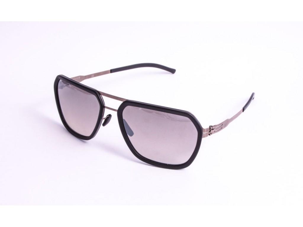 Мужские солнцезащитные очки IC-BERLIN JORG R. bronze Айс-берлин