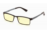 КОМПЬЮТЕРНЫЕ ОЧКИ SP GLASSES EXCLUSIVE AF059BLACKGREY СП ГЛАССЕС
