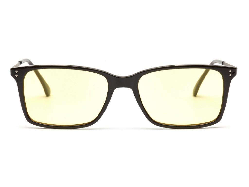 КОМПЬЮТЕРНЫЕ ОЧКИ  SP GLASSES EXCLUSIVE AF062BLACK СП ГЛАССЕС