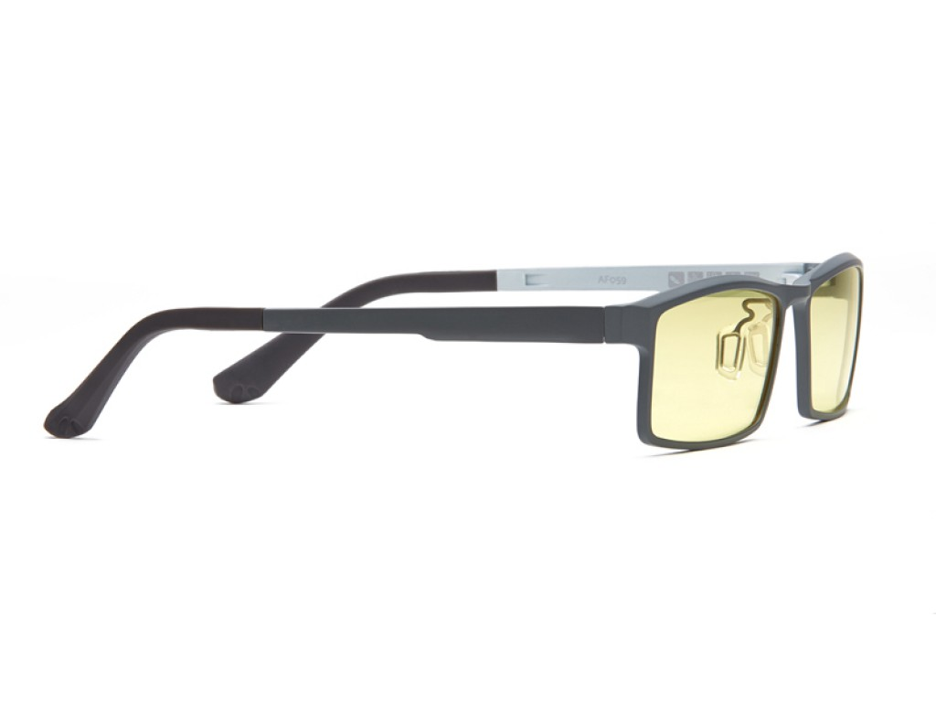 КОМПЬЮТЕРНЫЕ ОЧКИ SP GLASSES EXCLUSIVE AF059GREYWHITE СП ГЛАССЕС