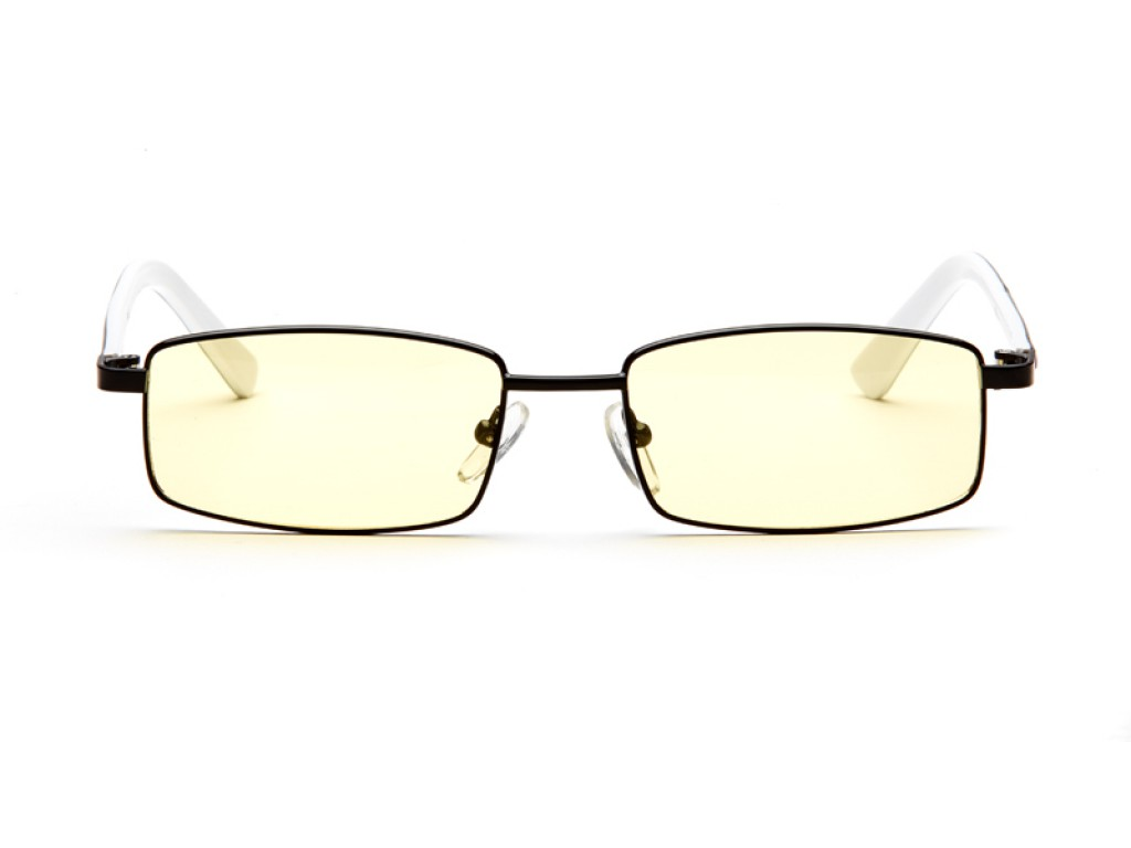 КОМПЬЮТЕРНЫЕ ОЧКИ PREMIUM SP GLASSES AF028BLACKWHITE СП ГРАССЕС