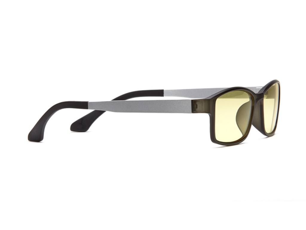КОМПЬЮТЕРНЫЕ ОЧКИ PREMIUM  SP GLASSES AF052BLACKSILVER СП ГЛАССЕС