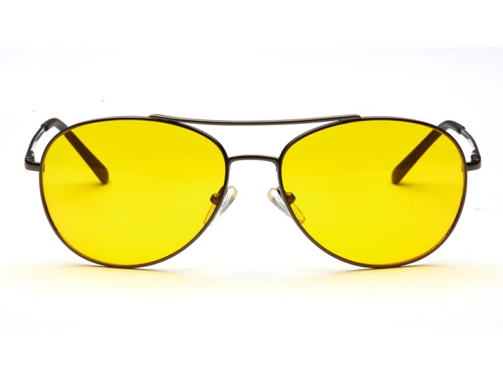 Водительские солнцезащитные очки DIOR comfort AD009darkgrey ДИОР