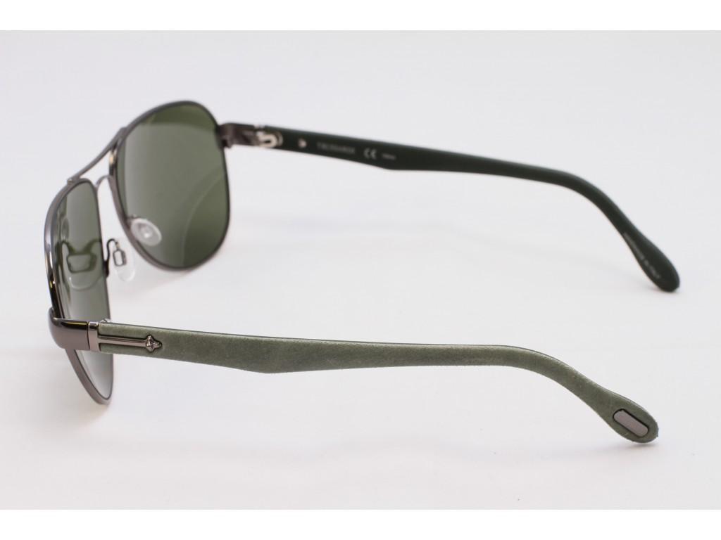 Мужские солнцезащитные очки TRUSSARDI 12939 GU ТРУСАРДИ