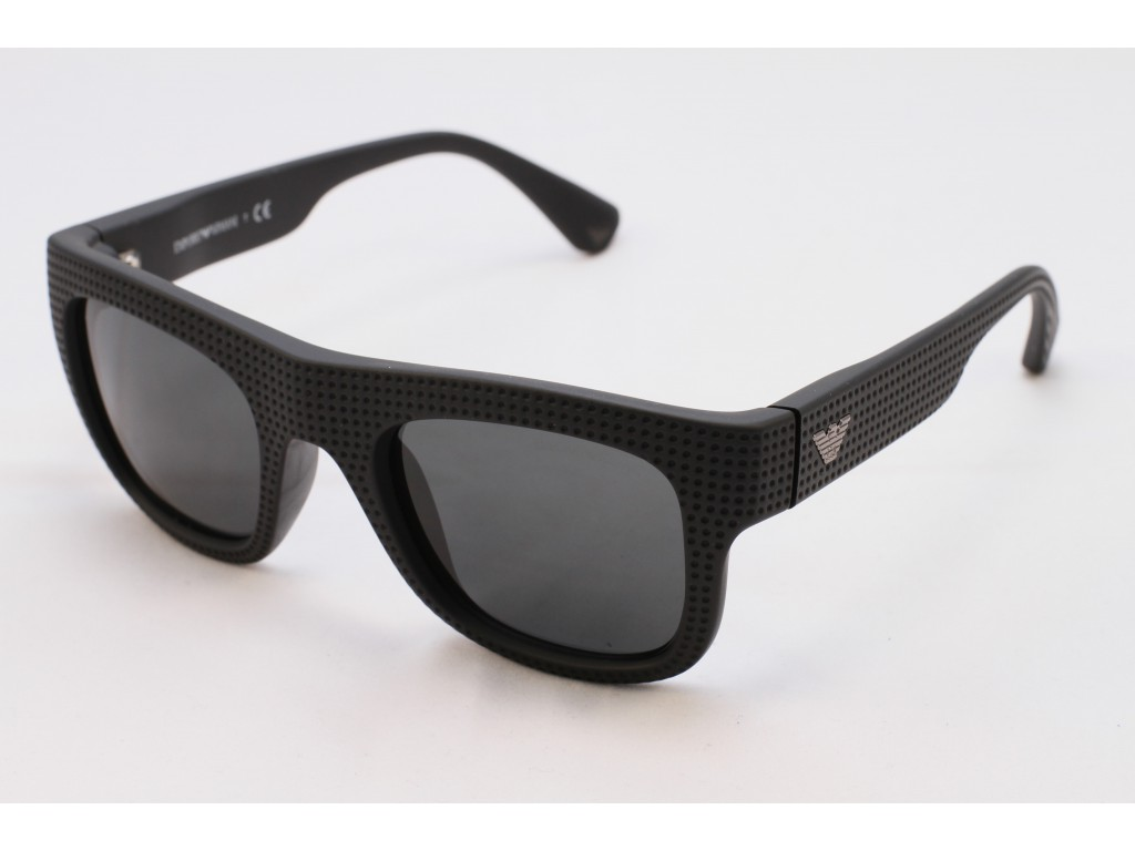 Мужские солнцезащитные очки EMPORIO ARMANI EA4019 5063/87 ЭМПАРИО АРМАНИ