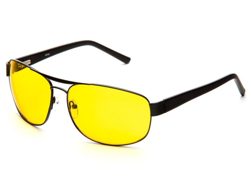 Водительские солнцезащитные очки DIOR premium AS034black ДИОР