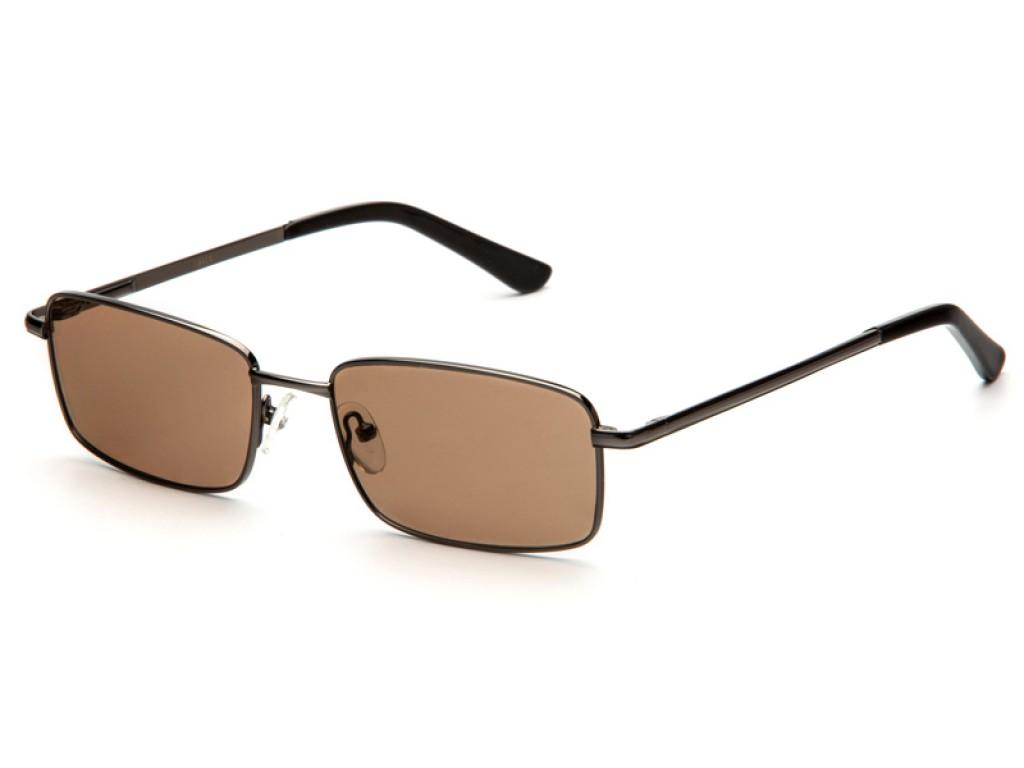 Реабилитационные солнцезащитные очки premium AS010 darkgrey