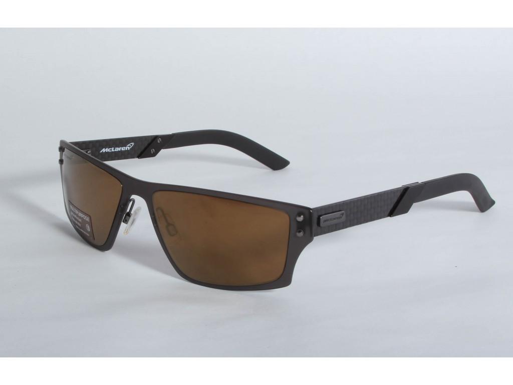 Солнцезащитные очки McLaren 009 123 (титан, гипоаллергенные) МАК ЛАРЕН