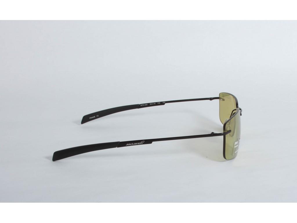 Солнцезащитные очки McLaren 020 192 для вечернего и ночного вождения (титан, гипоаллергенные) МАК ЛАРЕН