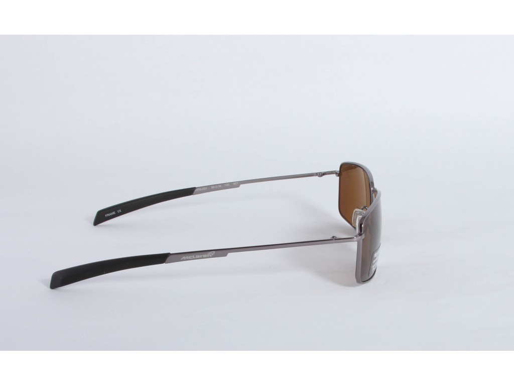 Солнцезащитные очки McLaren 021 501 (титан, гипоаллергенные) МАК ЛАРЕН
