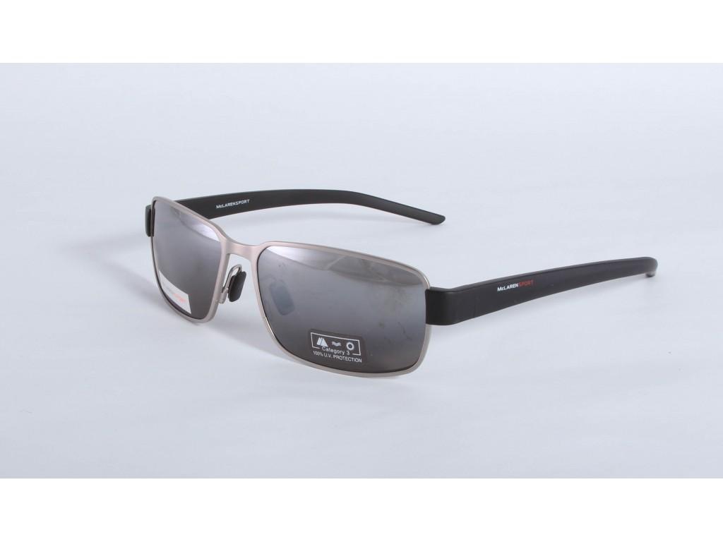Солнцезащитные очки McLaren 704 507 (титан, гипоаллергенные) МАК ЛАРЕН