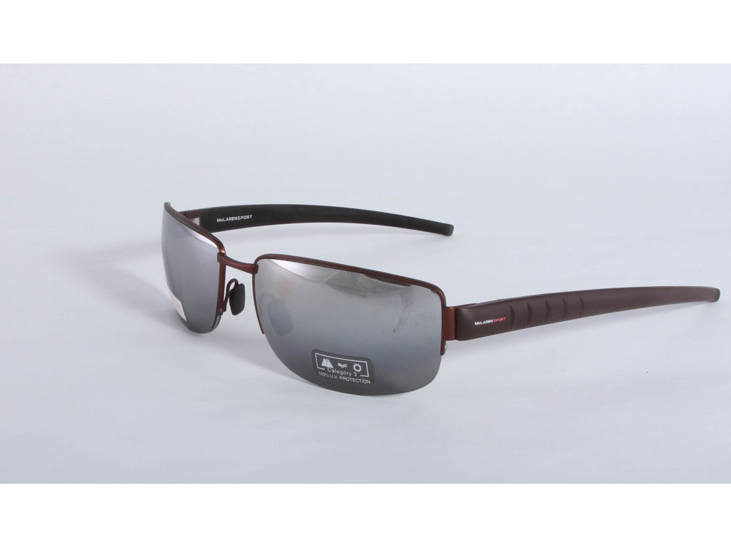 Солнцезащитные очки McLaren 705 376 (титан, гипоаллергенные) МАК ЛАРЕН
