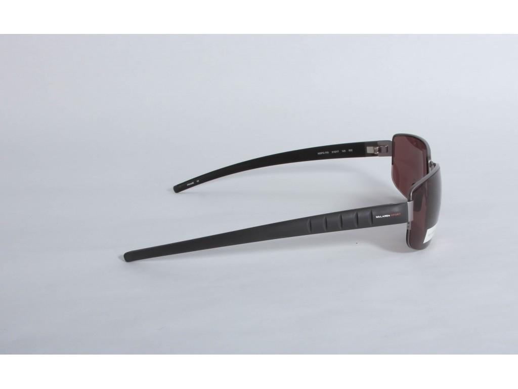 Солнцезащитные очки McLaren 705 502 (титан, гипоаллергенные) МАК ЛАРЕН