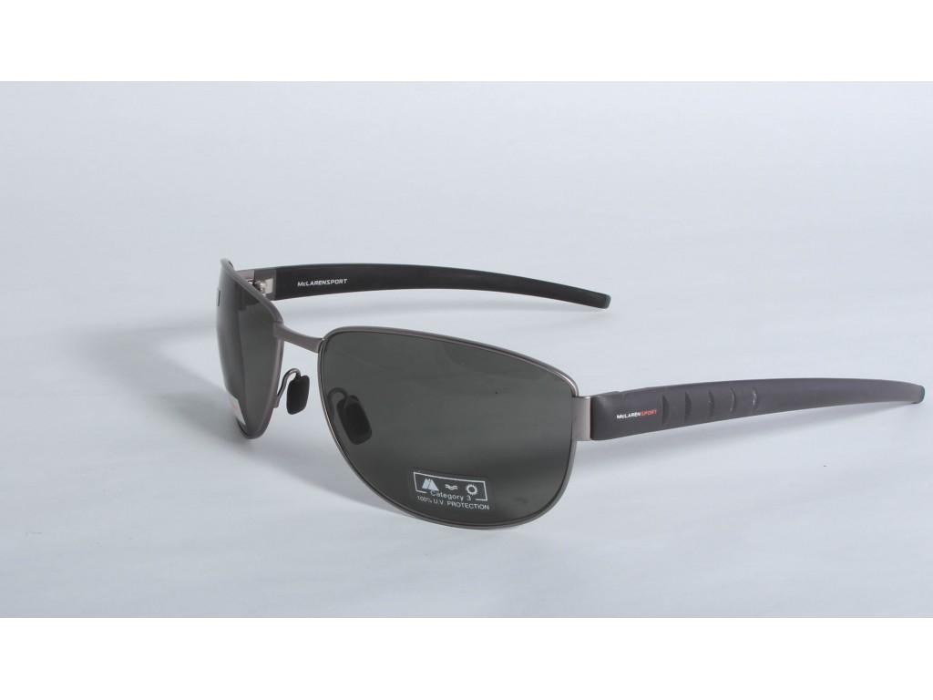 Солнцезащитные очки McLaren 706 502 (титан, гипоаллергенные) МАК ЛАРЕН
