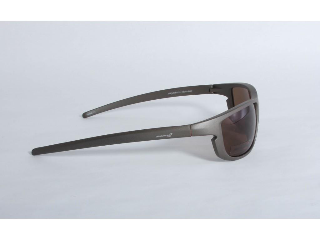 Солнцезащитные очки McLaren 708 2226 (титан, гипоаллергенные) МАК ЛАРЕН