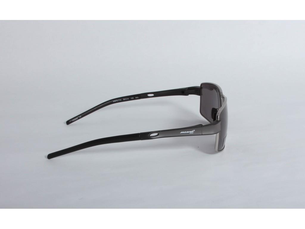 Солнцезащитные очки McLaren 714 543 (титан, гипоаллергенные) МАК ЛАРЕН