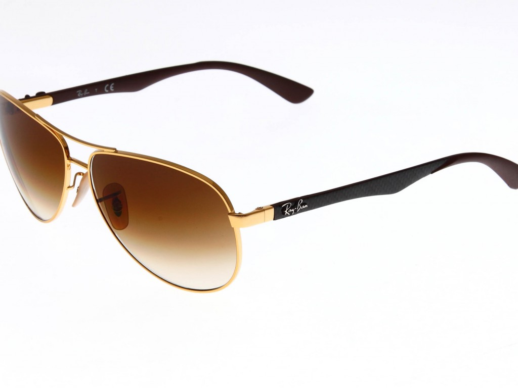 Солнцезащитные очки + футляр Ray Ban 8313 001