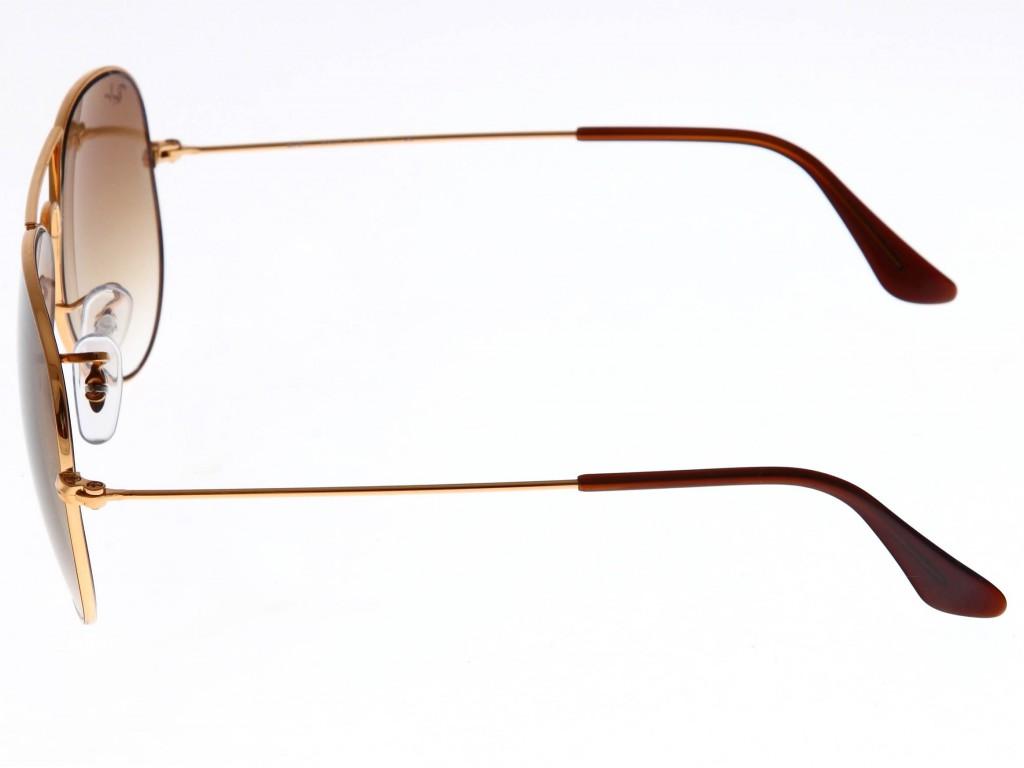Солнцезащитные очки + футляр Ray Ban 3025 001/5153