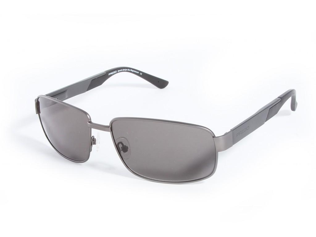 Мужские солнцезащитные очки Prego 81115-01 ПРЕГО