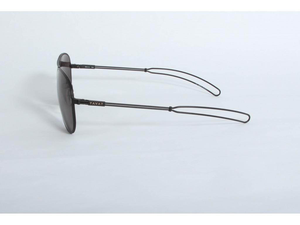 Солнцезащитные очки с меланином TAVAT am001s58-blk ТАВАТ