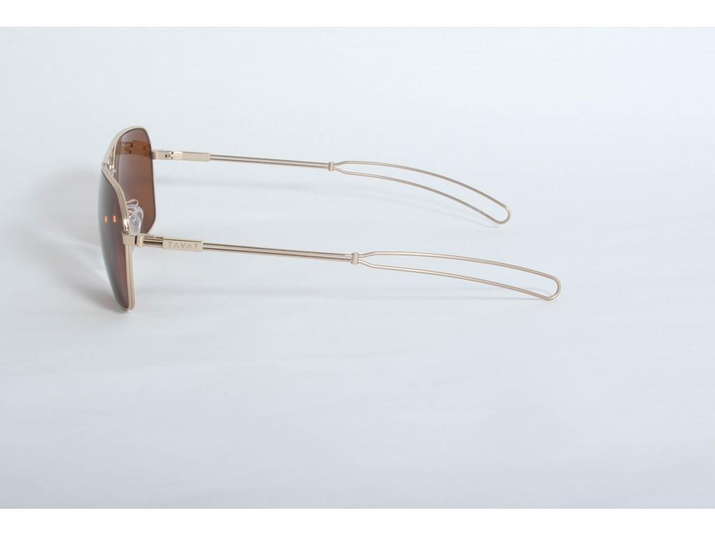 Солнцезащитные очки с меланином TAVAT am008s-gld-xb ТАВАТ