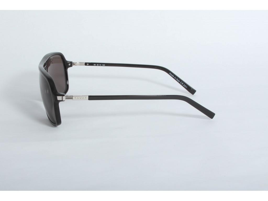 Солнцезащитные очки с меланином TAVAT am009t60-blk ТАВАТ