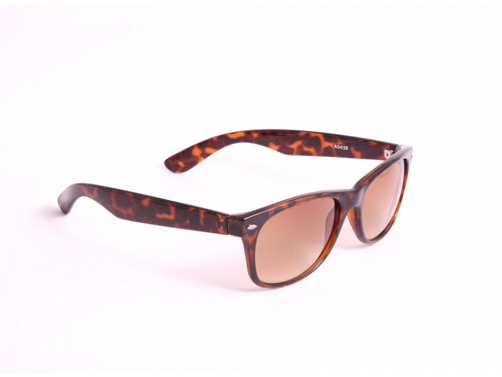 Мужские очки ФЕДОРОВСКИЕ ОЧКИ AS039 blackgradient