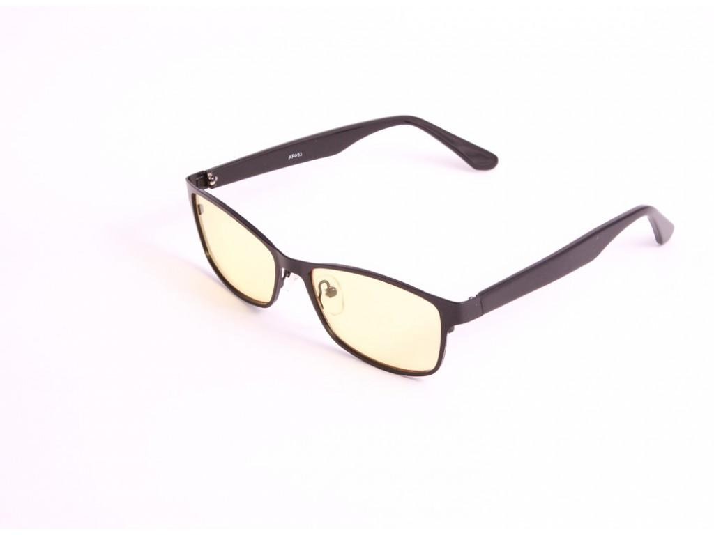 Мужские очки ФЕДОРОВСКИЕ ОЧКИ AF093 black