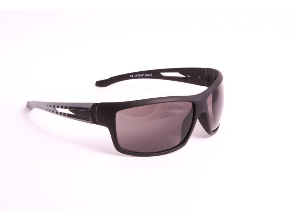 Мужские солнцезащитные очки BLUEPOINT 1415-01 Блюпоинт