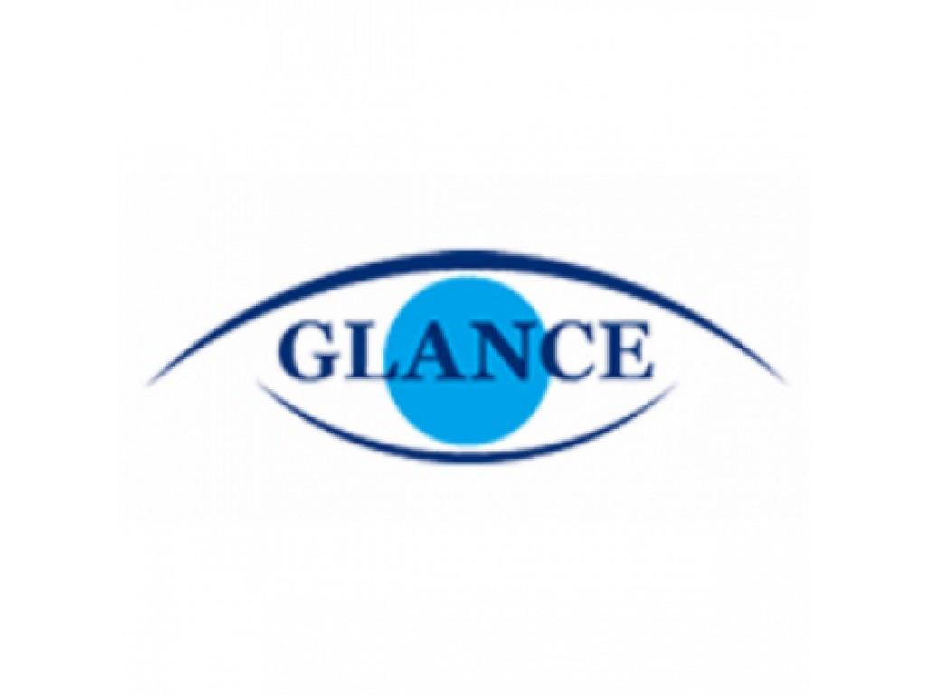 ТОНИРОВАННАЯ ЛИНЗА GLANCE 1,56 HC TINTED BROWN UV400 ГЛАНС ПРОИЗВОДСТВО КОРЕЯ