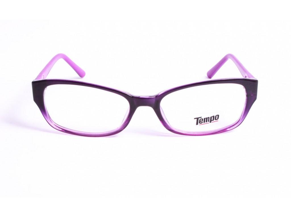 Женская оправа+линзы+работа мастера Tempo 7595 С.01 ТЕМПО