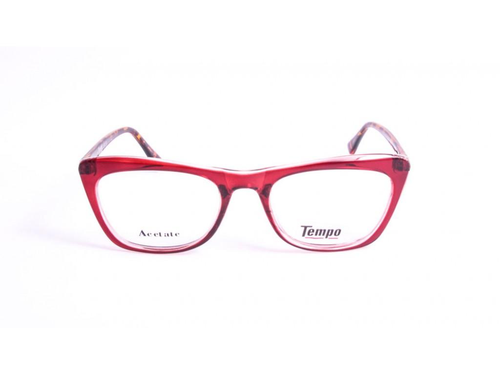 Женская оправа+линзы+работа мастера Tempo TS1015 С.03 ТЕМПО