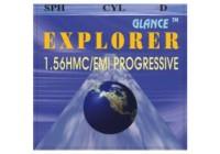 ПРОГРЕССИВНЫЕ ЛИНЗЫ GLANCE 1.56 EXPLORER HMC/EMI ГЛАНС ПРОИЗВОДСТВО КОРЕЯ